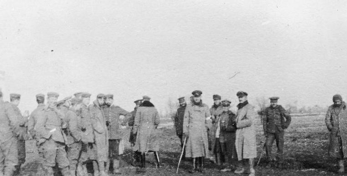 the christmas truce 1914 - Wwi Christmas Truce